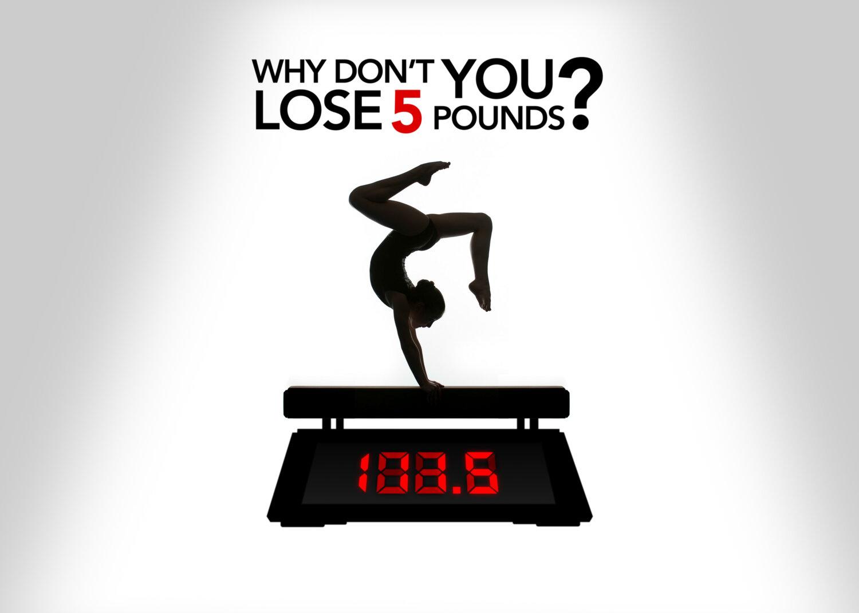 pierde 5 lbs gras