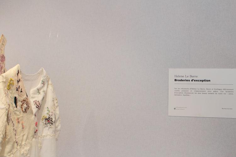 """Retour sur l'exposition de l' """"Aiguille en Fête"""" 2018"""