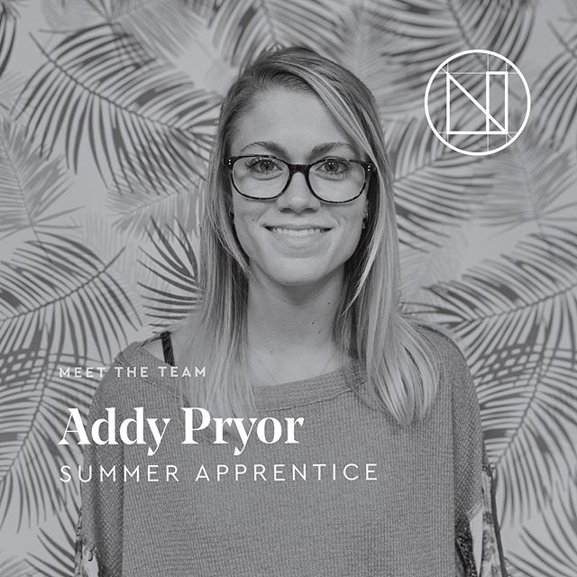 "Give a big 👋 to our newest Nimbler., Design Apprentice, @addypryor! — Here to sharpen her eye for graphic design, Addy is getting to know Nimble.'s approach to brand development before jetting off to study Surface Design at @scaddotedu this fall. Drawn to the flexible nature of #surfacedesign, she's excited to learn multi-disciplinary skillsets and contribute to 'real world' projects. As Addy puts it, ""a Surface Designer might design interior surfaces like flooring or wallpaper, they might design textiles for the fashion industry, or they might even design the textured surface of an ogre's vest in Shrek."" — Outside of the studio, you might find Addy flexing her drawing muscles at home or venturing outside of the country to Zambia, Africa with Wiphan Care Ministries to teach art alongside her friends and family. — Welcome to the team, Addy! ✨ #meettheteam, #nimblegrowth, #nimblemoments"