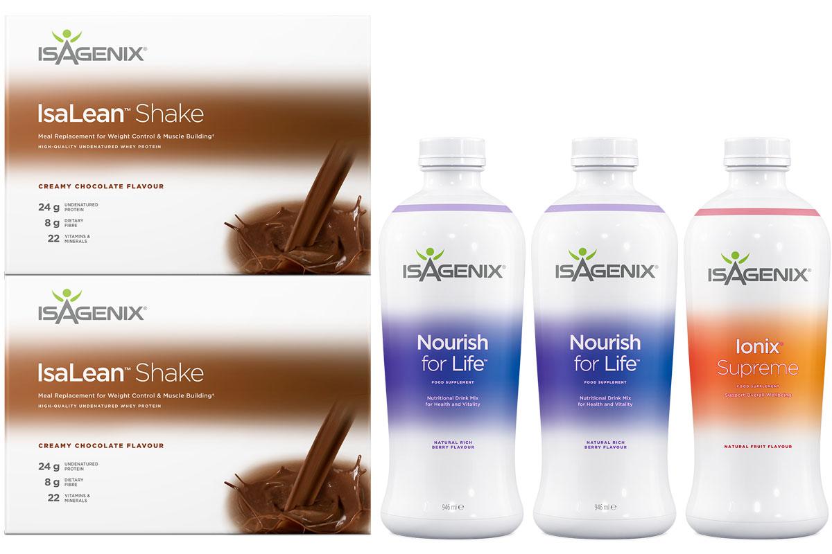 Shake and Nourish Pak