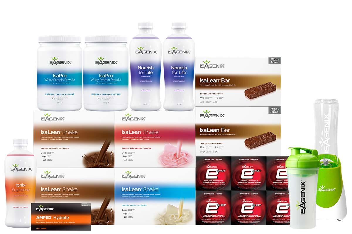 Energy & Performance Premium Pak