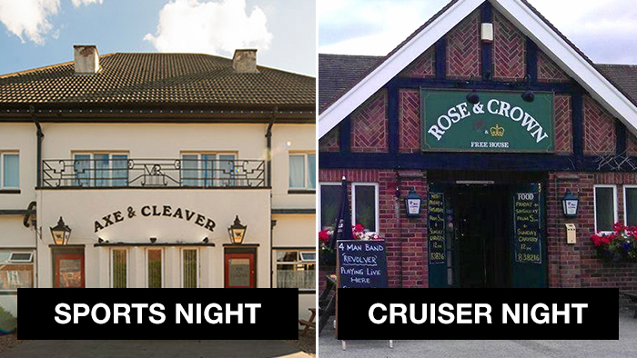 lincolnshire bike night pubs