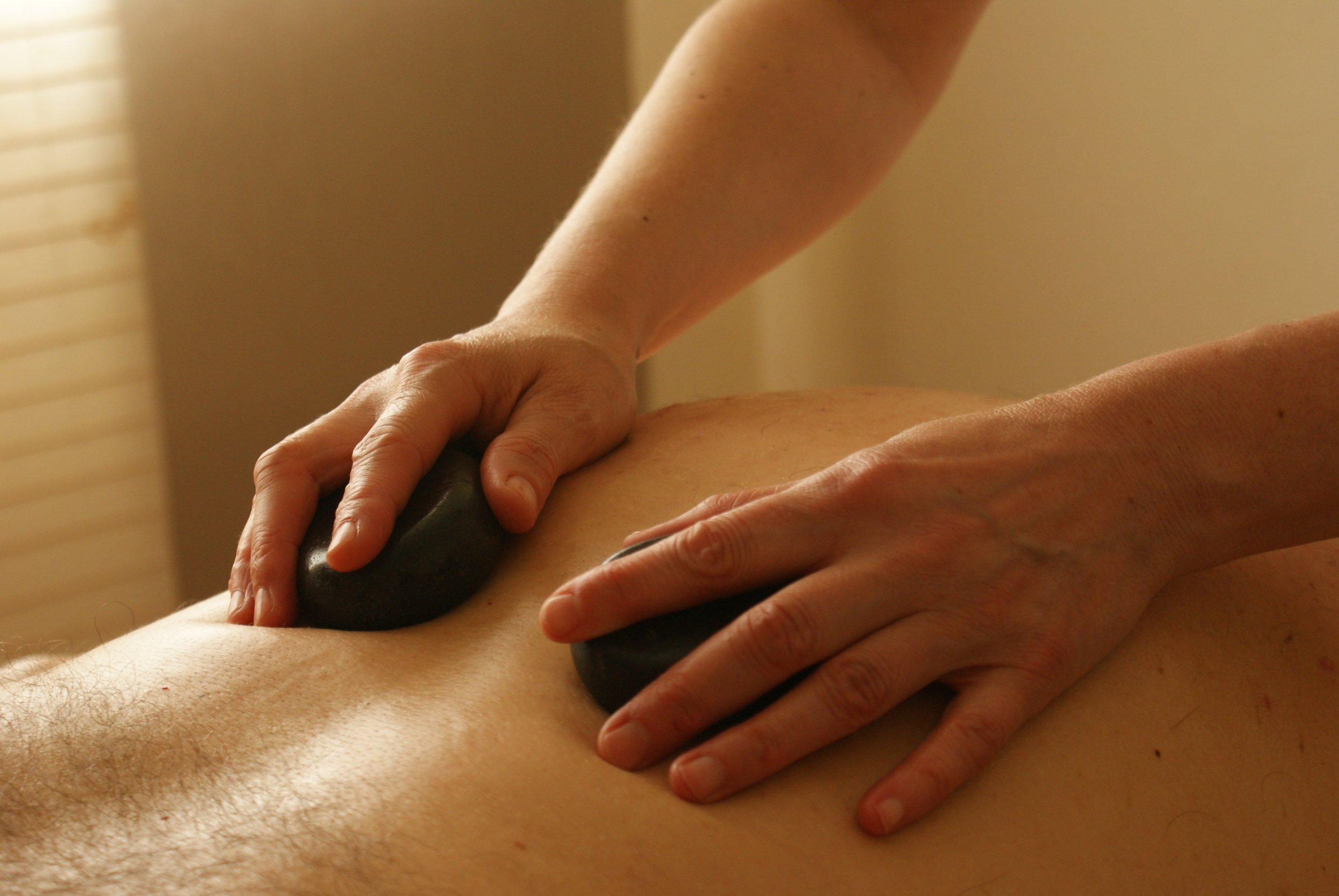 Services offered:   - Therapeutic massage - Relaxation massage