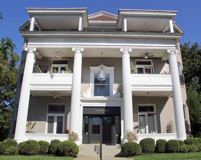 The Rosewood Condominiums