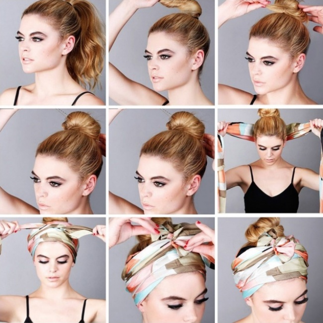 For all my fellow trichsters who dream about wearing their hair up in a bun - look no further! I love this style because it gives you a lot of coverage while your hair is pulled back.