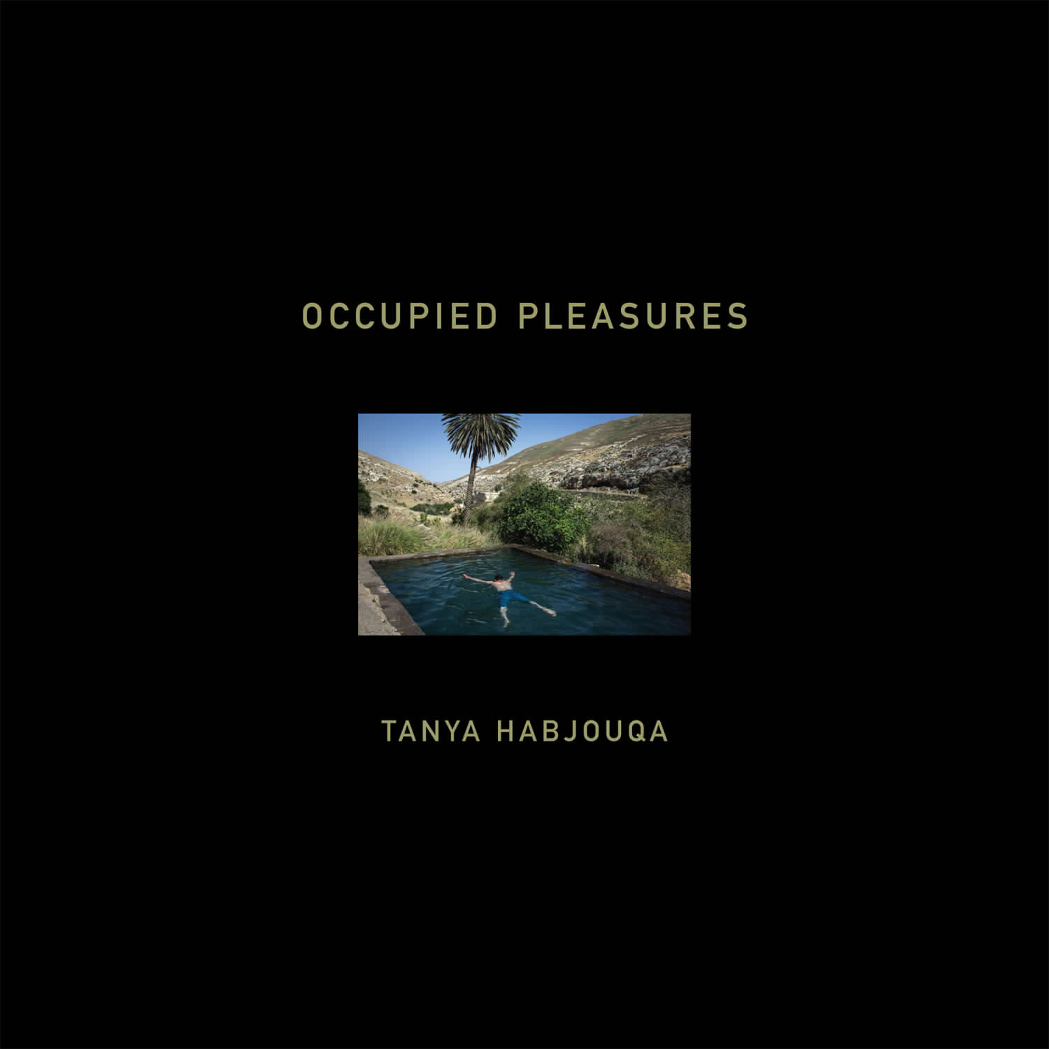 Occupied Pleasures    Tanya Habjouqa FotoEvidence Press, 2015