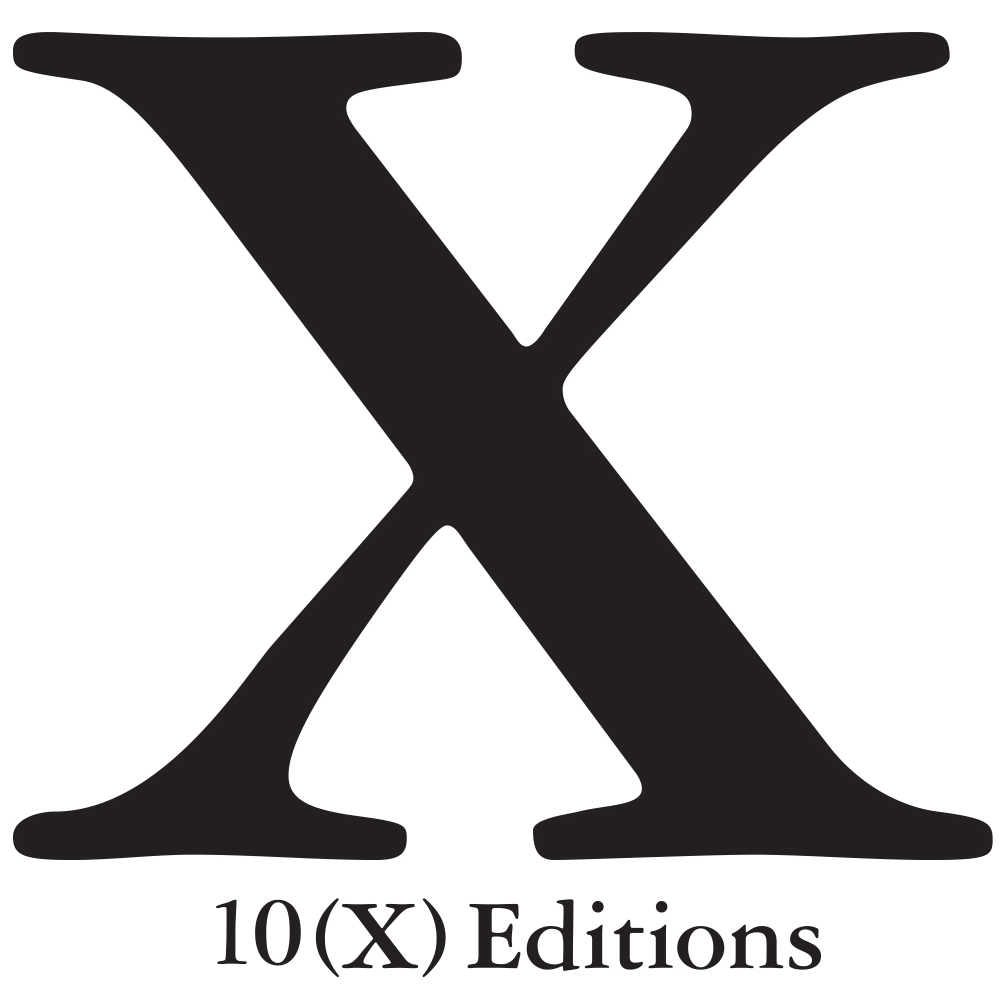10(X) Editions    Multiple Authors Sara Terry (Publisher)