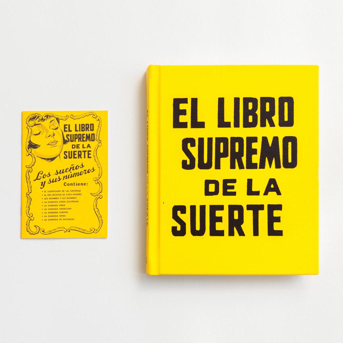 El Libro Supremo de la Suerte    Rose Marie Cromwell TIS Books, 2018