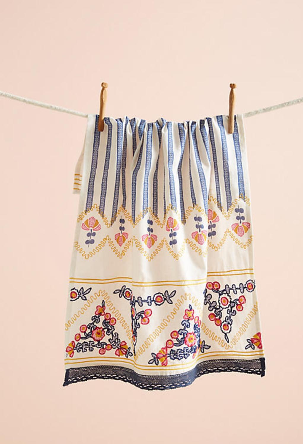 1.  Tea Towels
