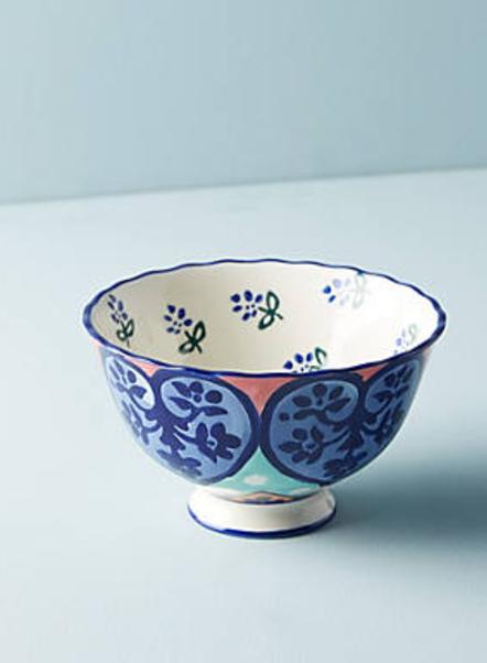 5.  Ceramic Bowl