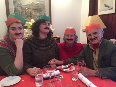 Classic Bergen family Christmas