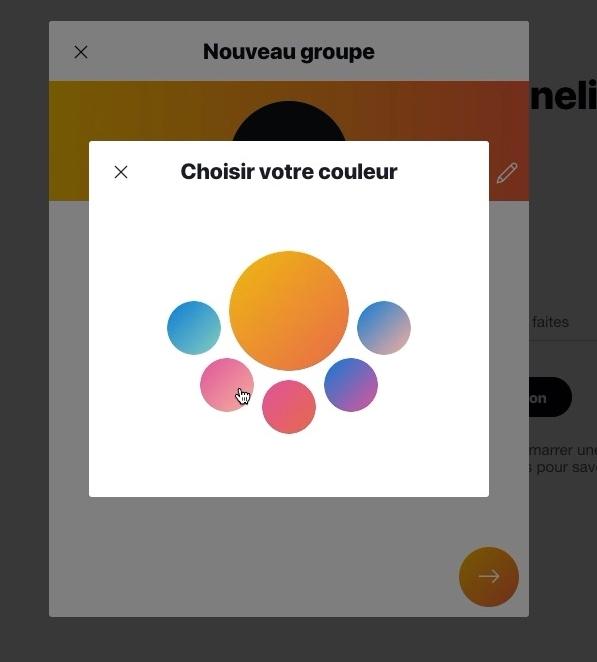 Comment personnaliser un groupe skype
