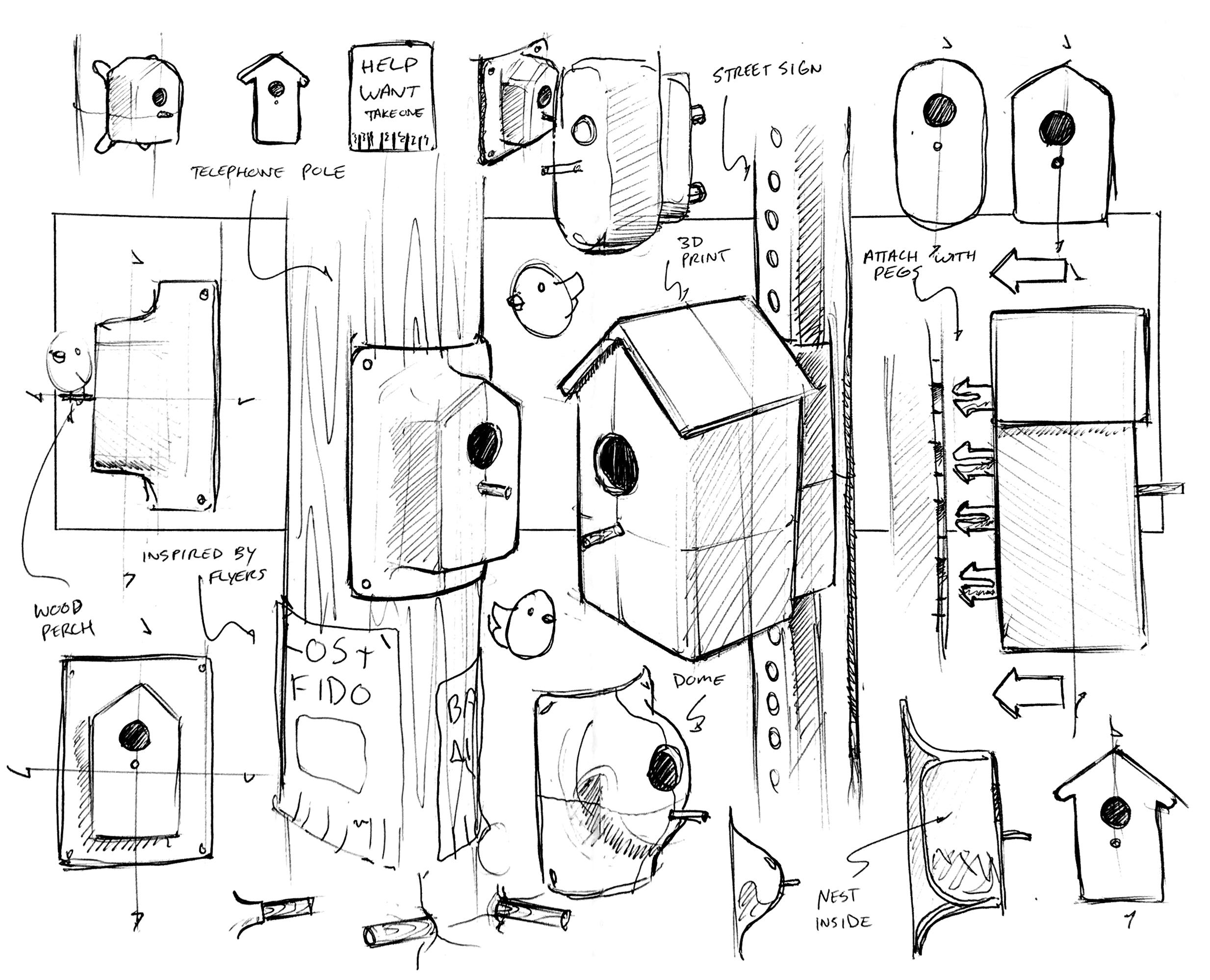 flyer-birdhouse-sketches-nicholas-baker