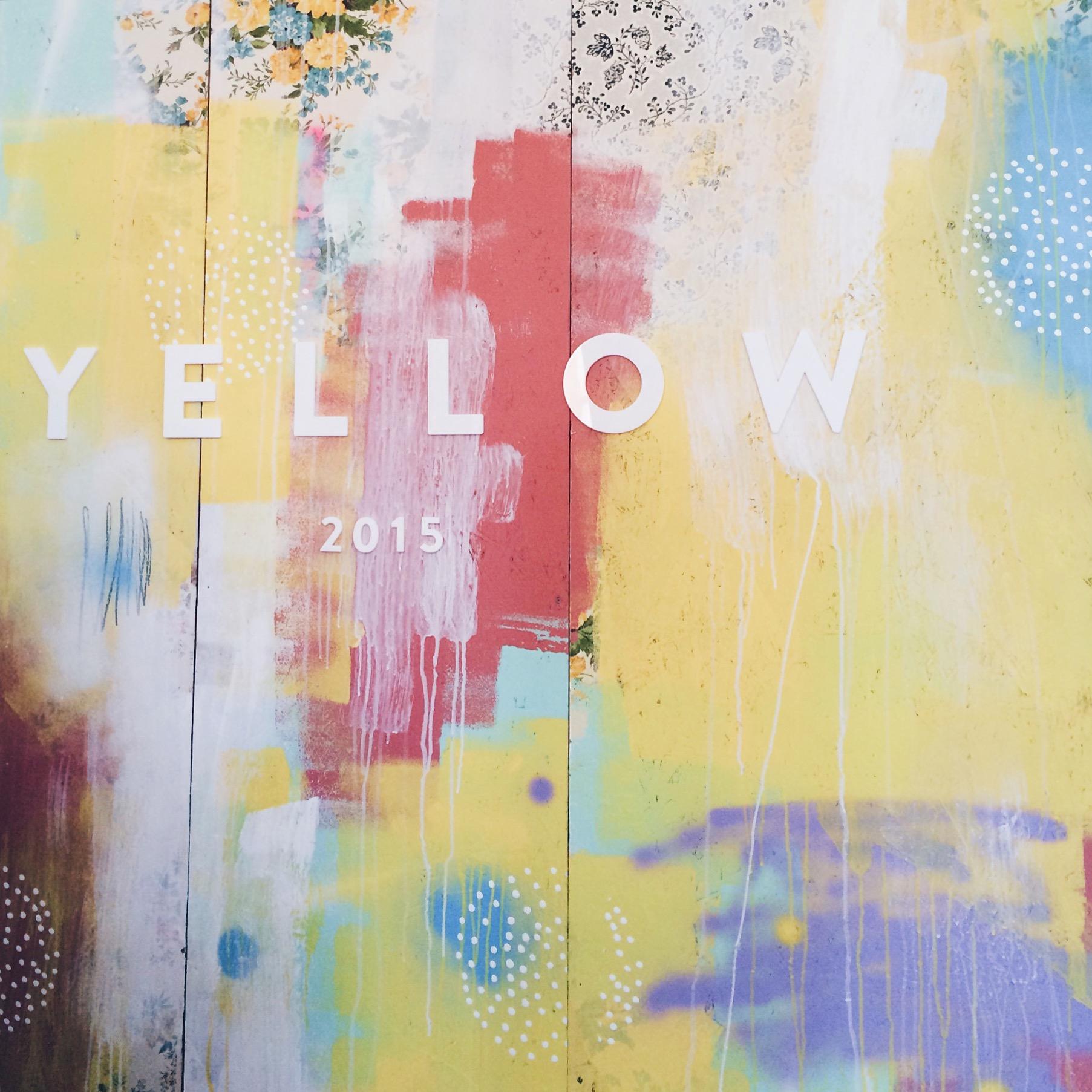 #bloomyellow