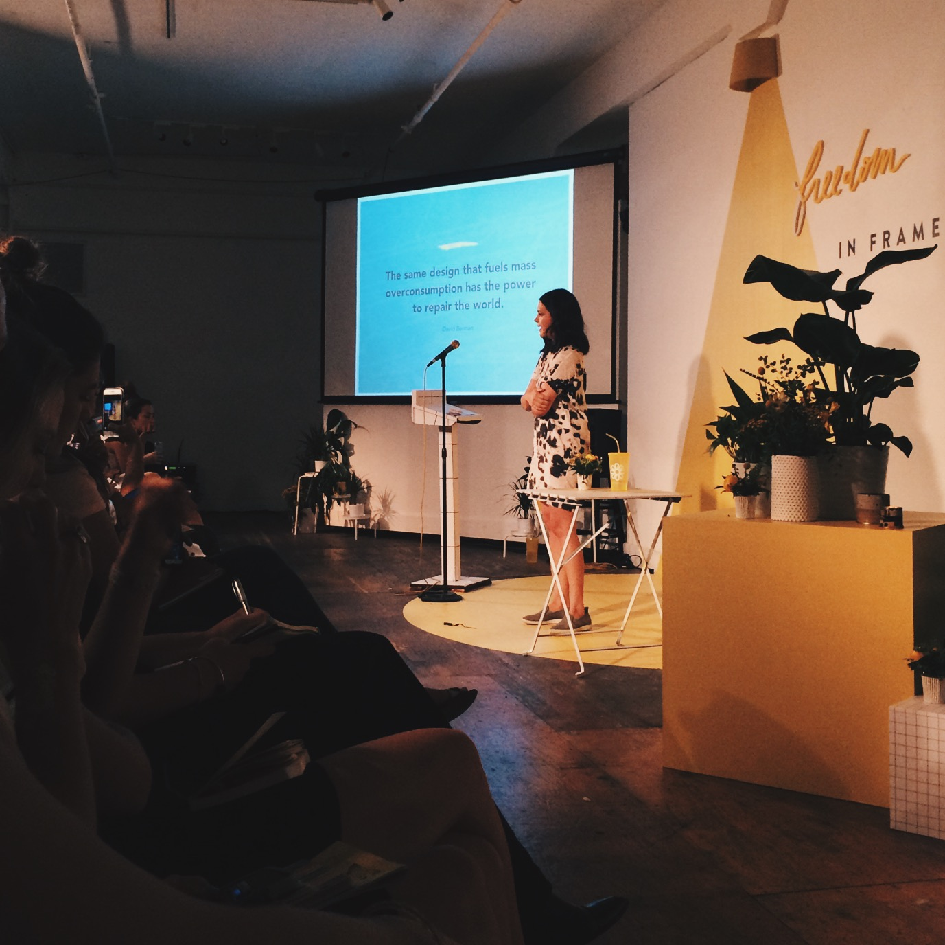 Yellow Conference 2015