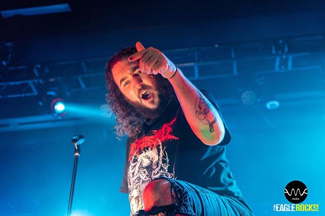 I love the happiness and power in his eyes 😍 Eric from IPrevail is such an amazing vocalist! I am so happy to get so many great photos of him and the rest of the band! See the full gallery and more at: amp-photo.com/iprevail ——————————————————— Please credit and tag all reposts @ashleymarienull ————————————————————— @iprevailband @eric_iprevail @thevanburenphx @bpatton_artist  @eaglerocks1037 ——————————————————— #rock #metal #iprevail #iprevailband  #thevanburen #thevanburenphx #arizona #pheonix #tempe #concert #concertphotography #livemusic #rockconcert #eventphotography #concertphoto #photographer #1037theeagle #brittneypatton #theeaglerocks  #singer #guitar #bass #photooftheday #sony #sonya7ii #audioloveofficial @audioloveofficial #musicislife #ashleymarienull