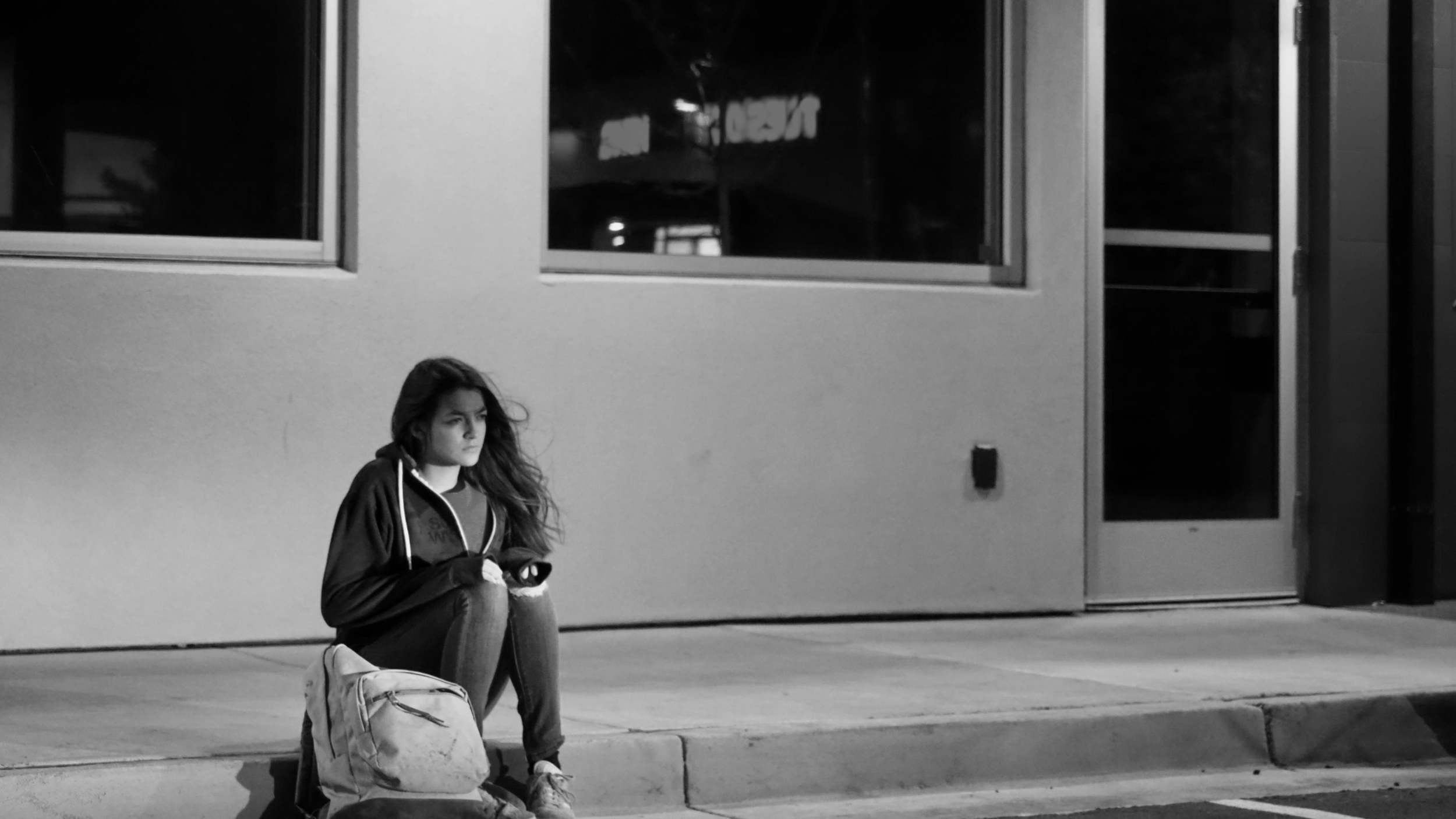 HIDDEN CRISIS   Albuquerque has more than 5000 homeless youth on any given night. These youth have few resources and many barriers to services which causes them to be extremely vulnerable to sex and drug traffickers.