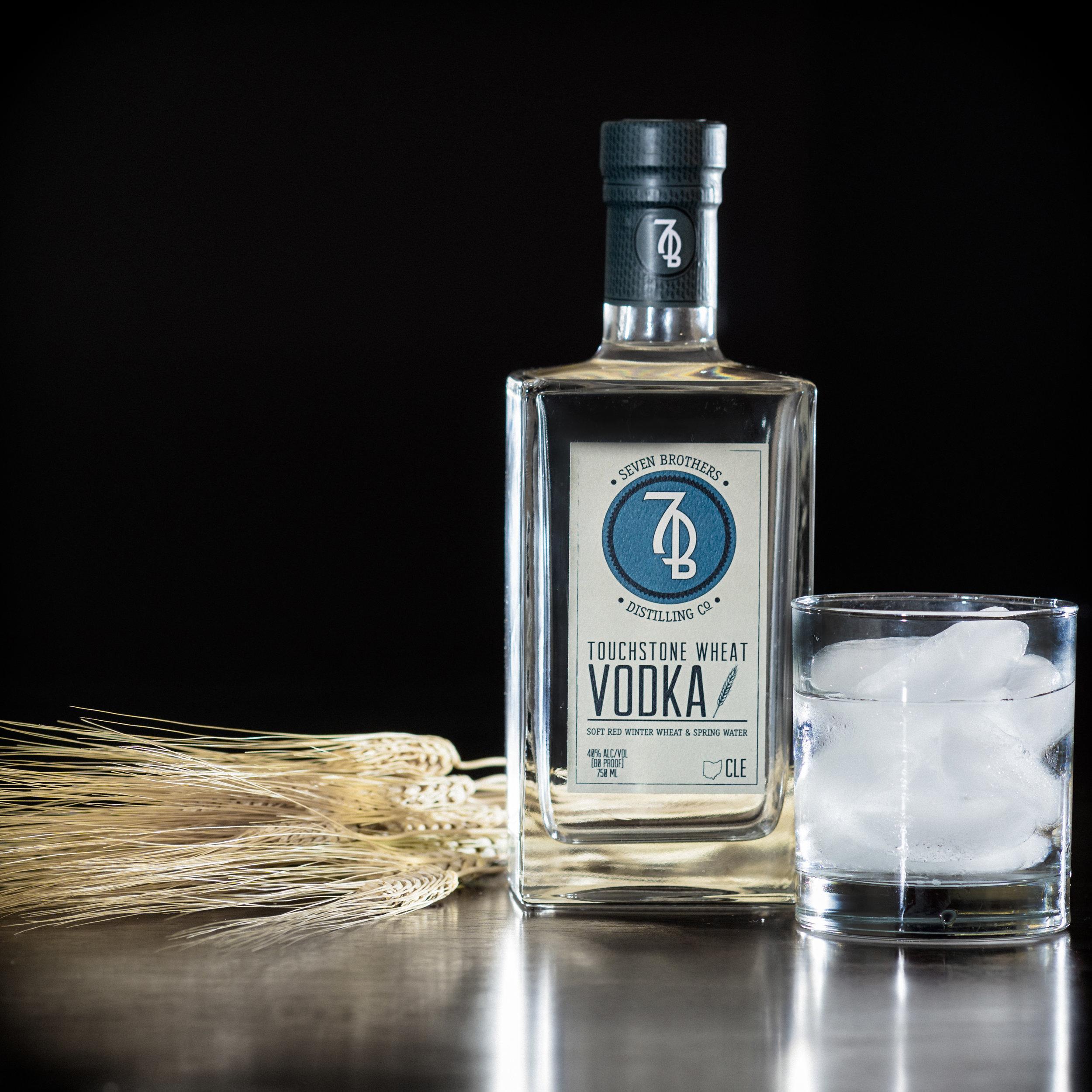 Touchstone Wheat Vodka