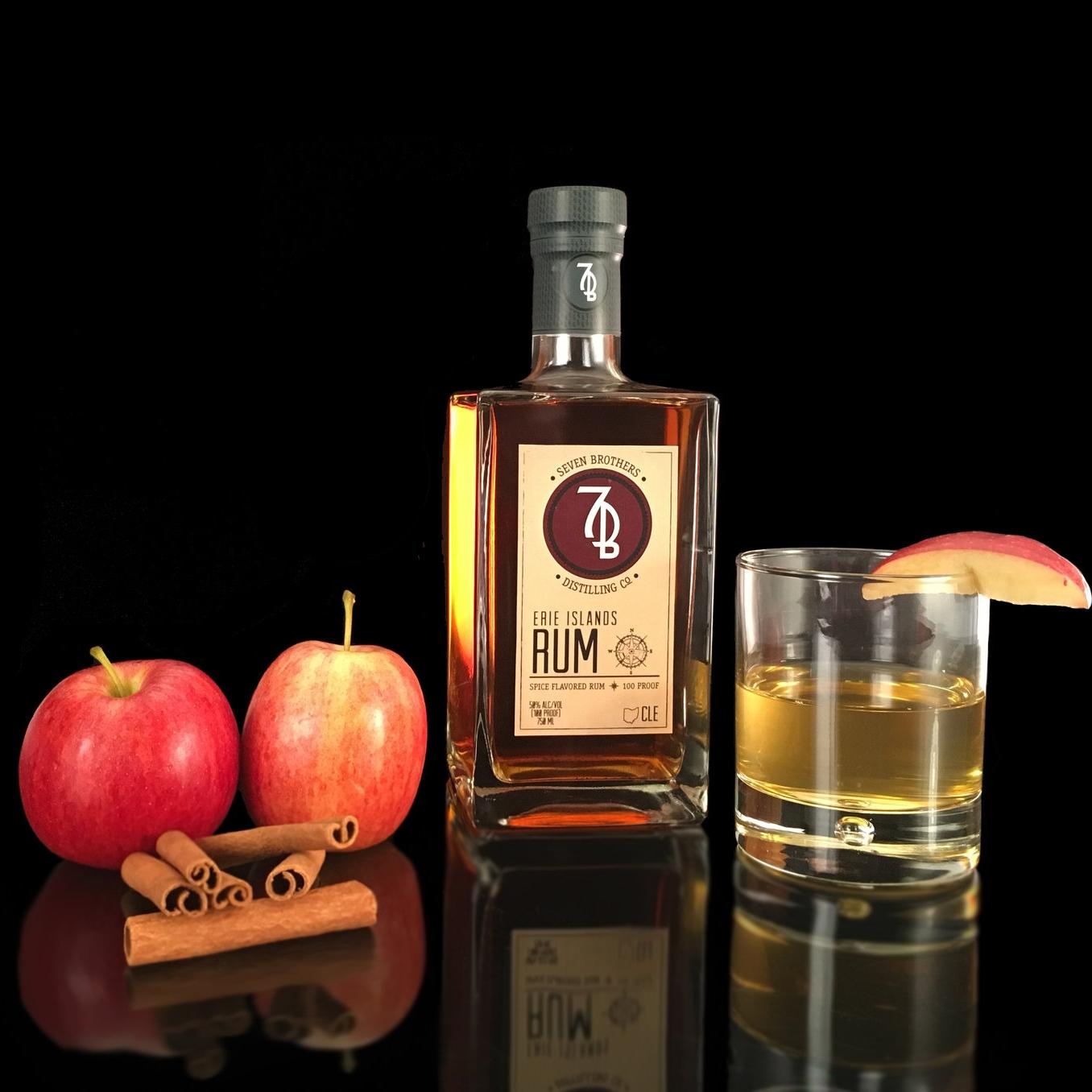 Erie Islands Spiced Rum