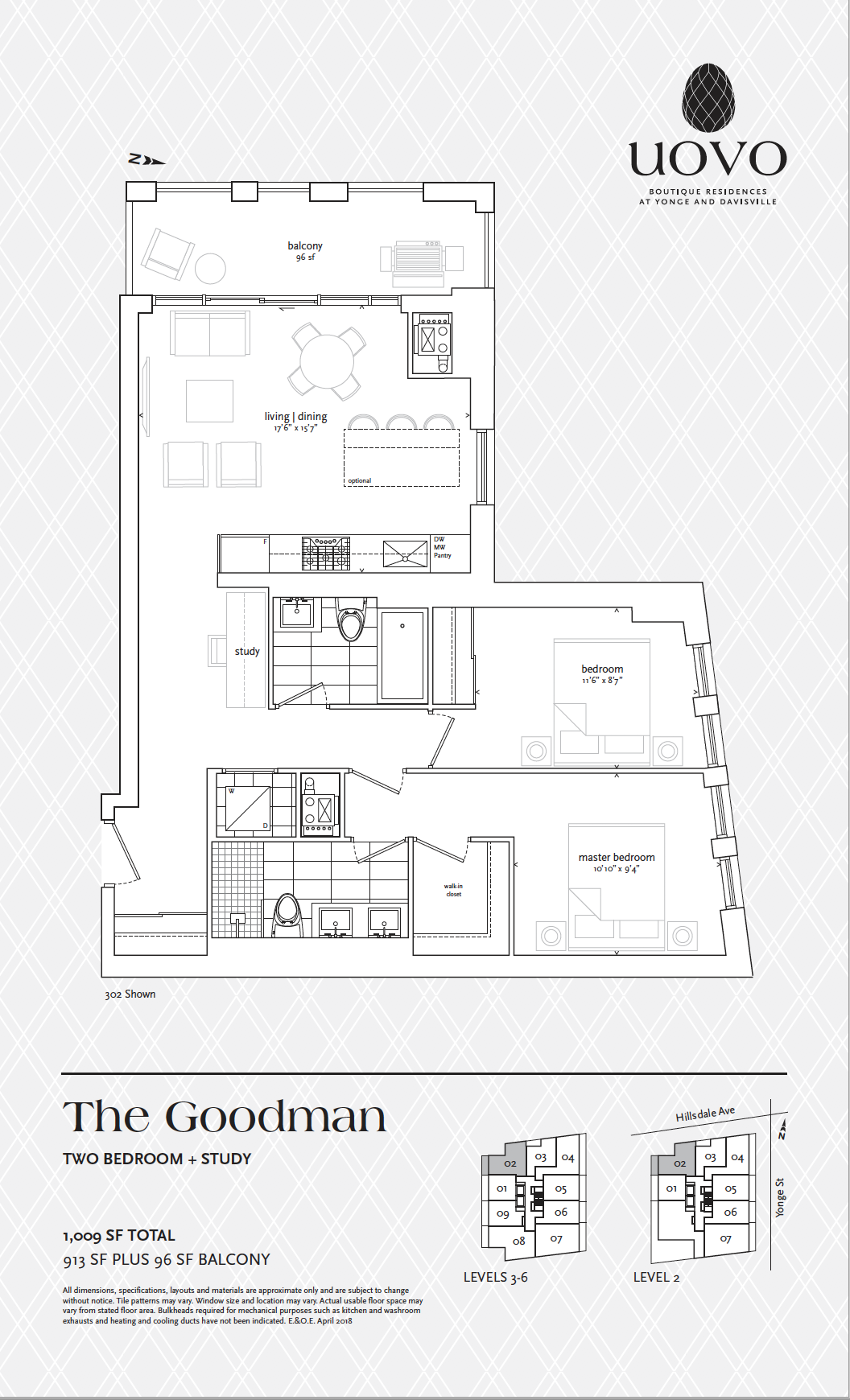 The Goodman - Uovo Residences