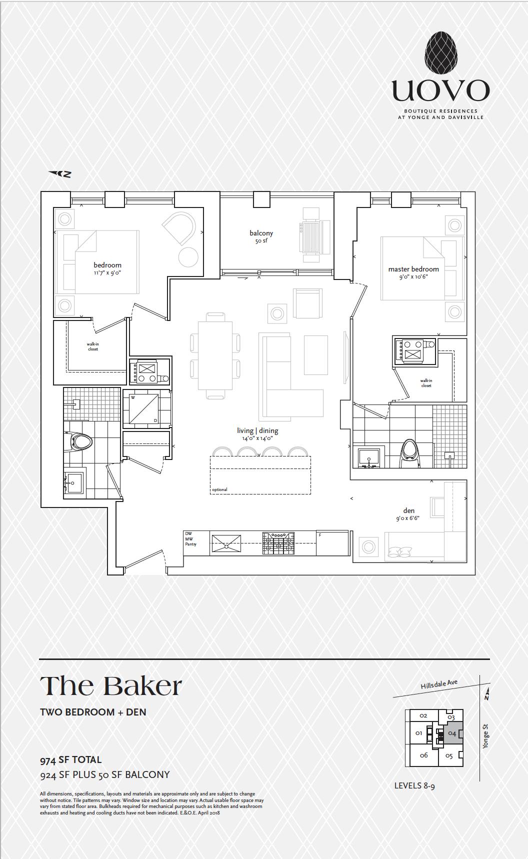 The Baker - Uovo Residences