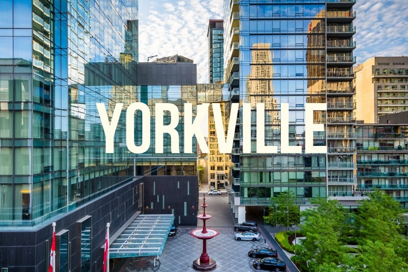 Yorkville Community Cover Image