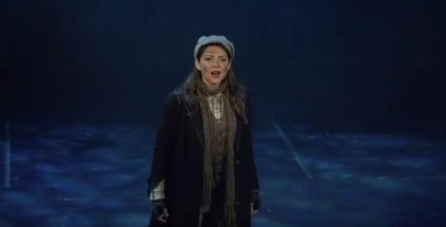 Eponine in  Les Misérables