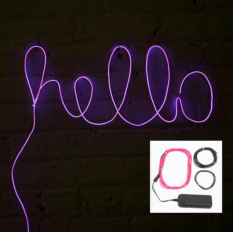 D.I.Y. Neon Sign - VYR004