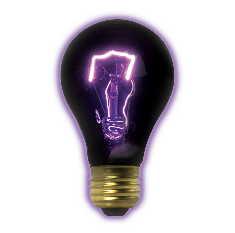 75 Watt Blacklight Bulb - BL75