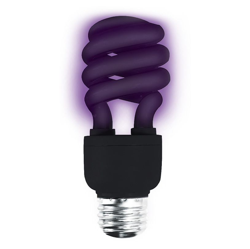 Blacklight Fluorescent Bulb - V13