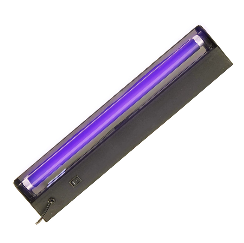 Blacklight Fixture - V801