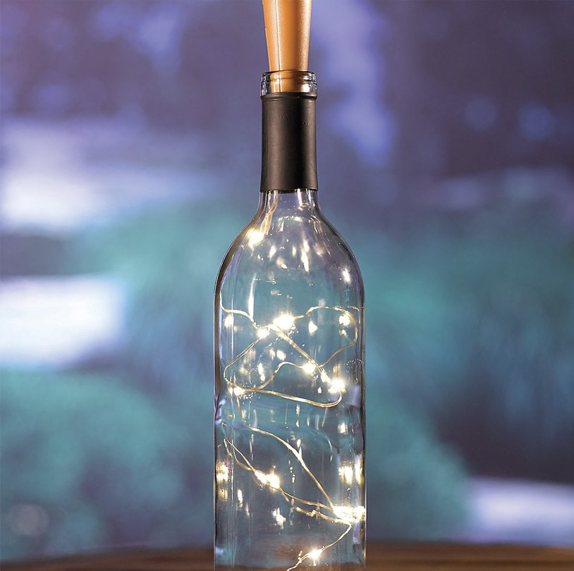 Cork Bottle String Lights - VG045