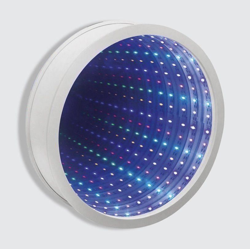 Round Infinity Mirror - HD010