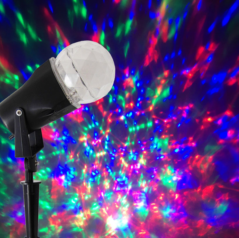 Multi Color Projector - V0553