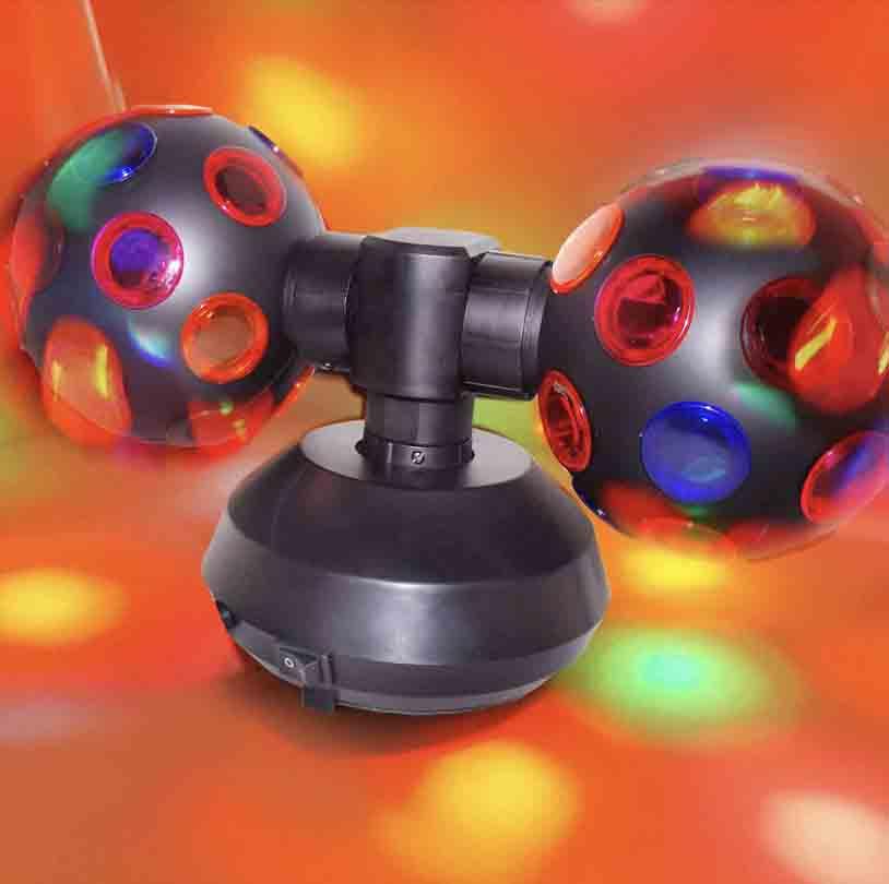 Double Disco Ball - V0231Jr.