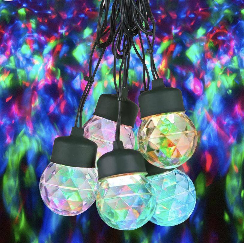 RGB Party String Light - V0299SL