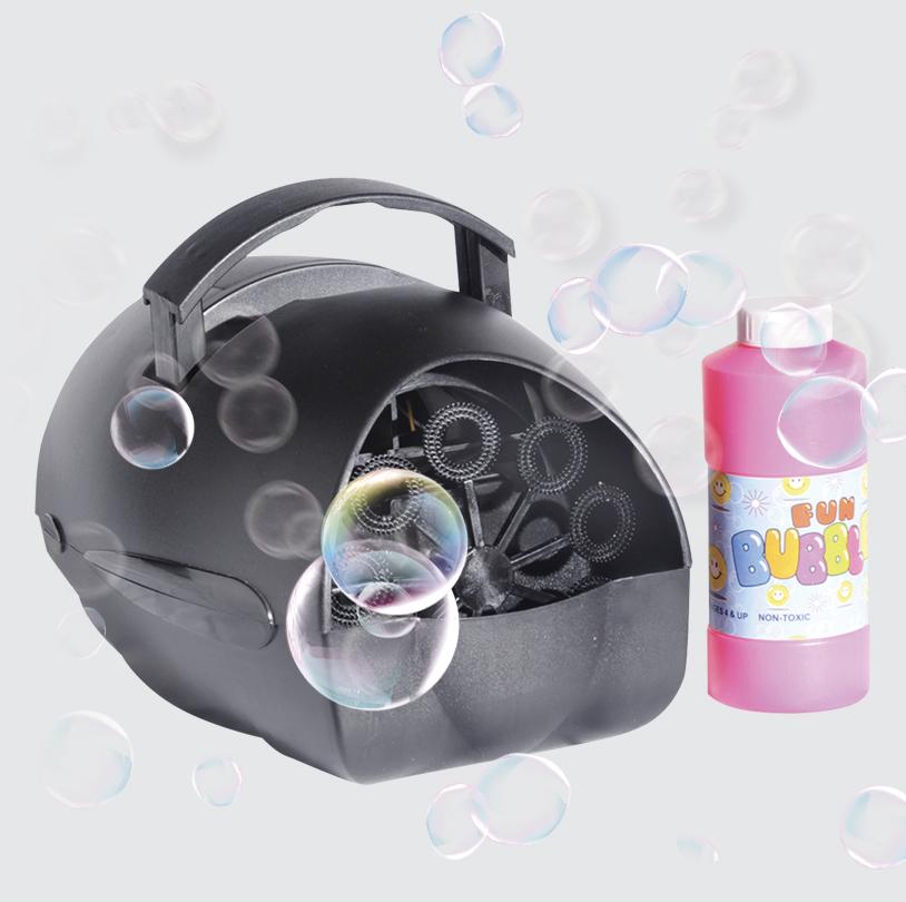 Portable Bubble Machine - V9905