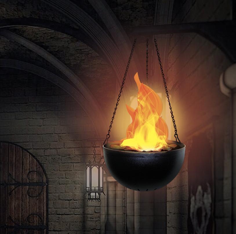 Hanging Flame - V0106C