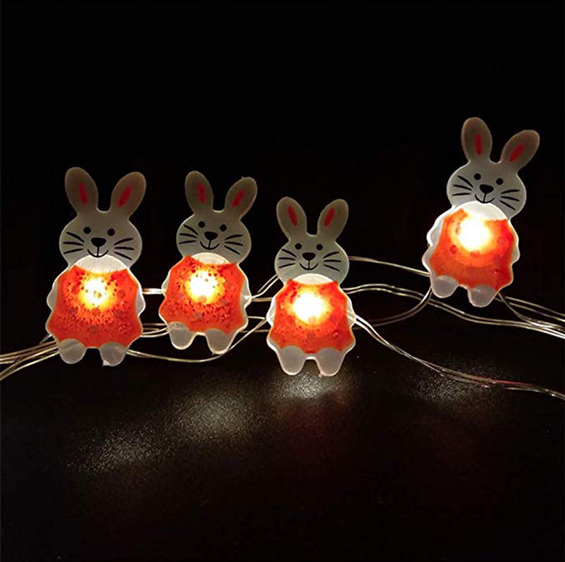 Mini Bunnies String Lights - ESL004