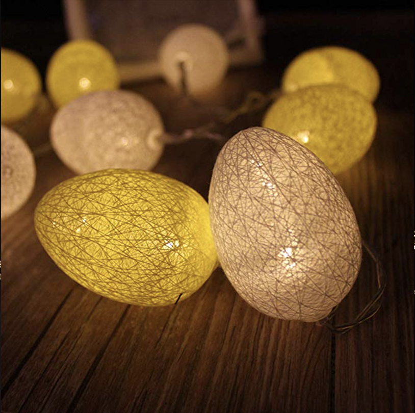 Easter Egg String Lights - ESL008