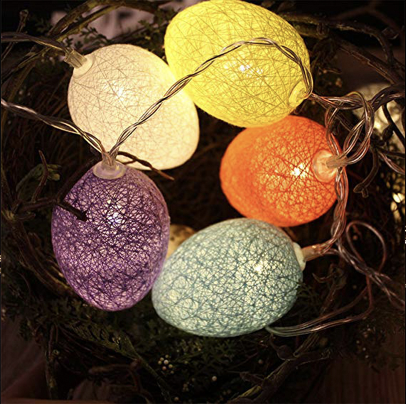Easter Egg String Lights - ESL009