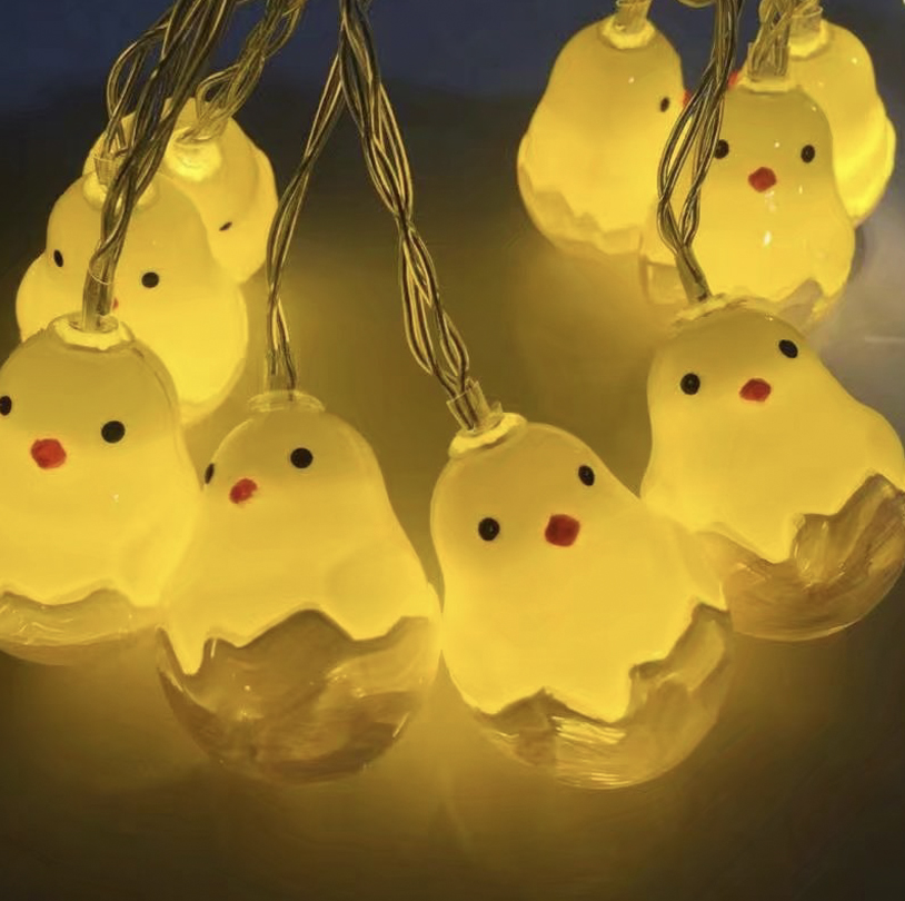 Easter Egg String Lights - ESL015