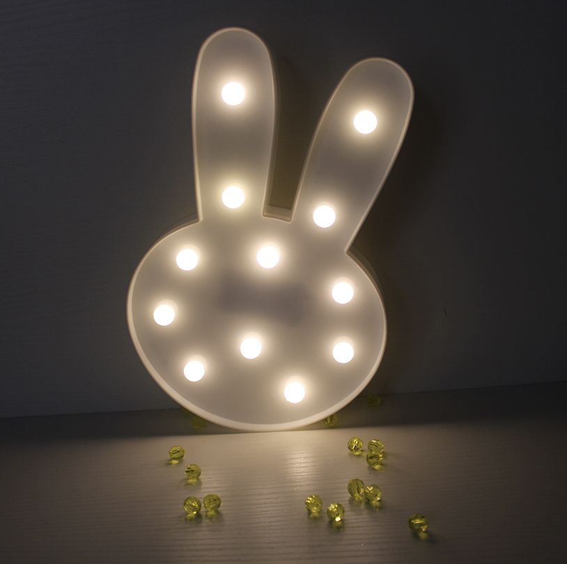 Bunny Light Decor - ELD02