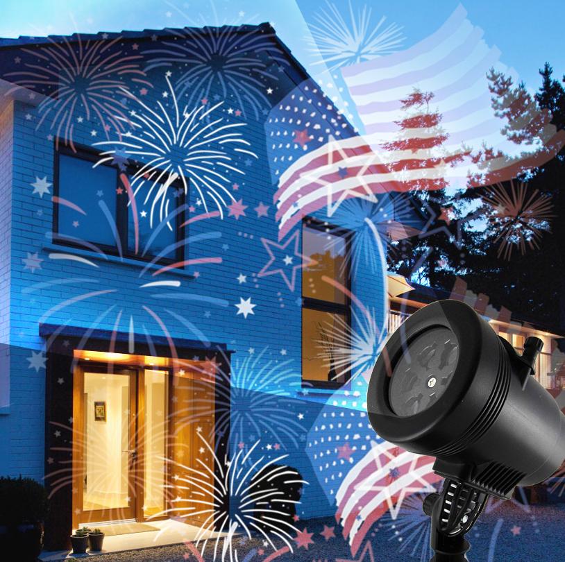 Patriotic Projector - VPP01