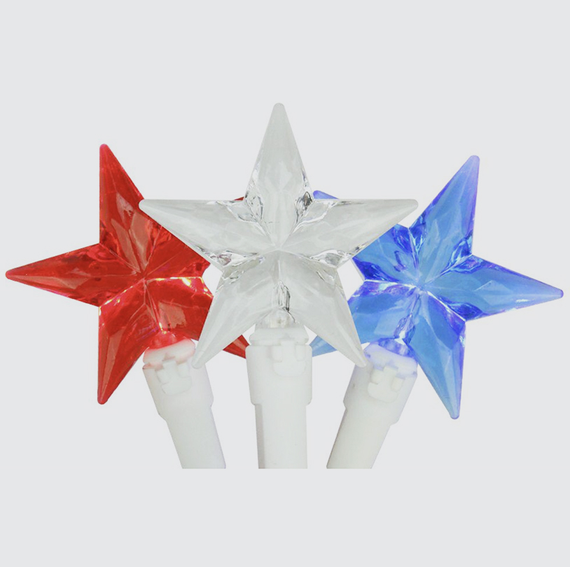 RBW Star String Lights - VPS002