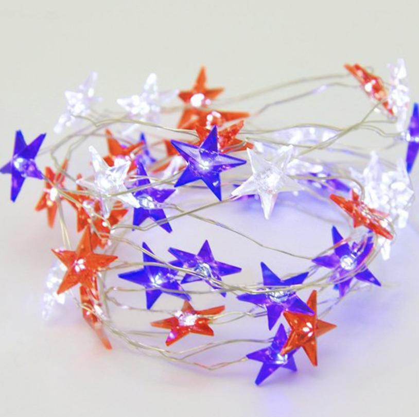 Mini Star String Lights - VPS008