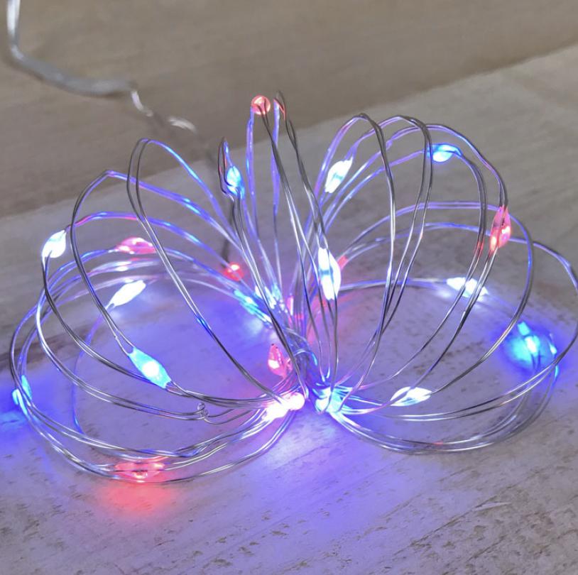 RWB Fairy Lights - VPS009