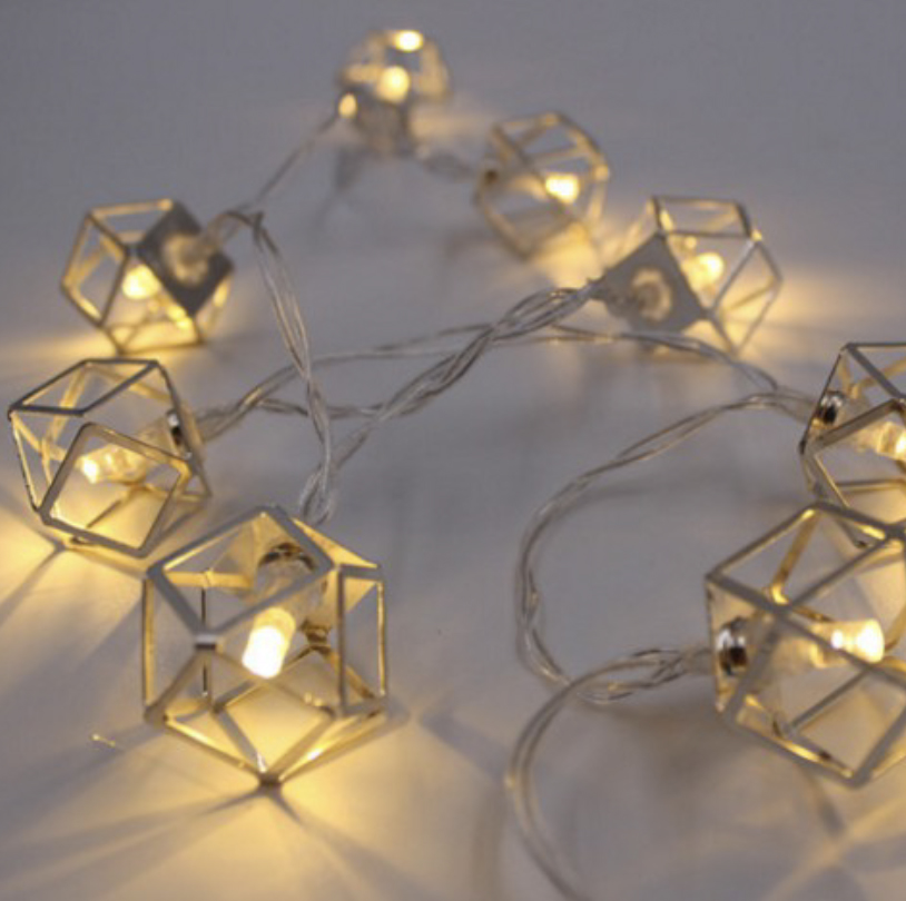 Metal Decor String Light - GMSL01