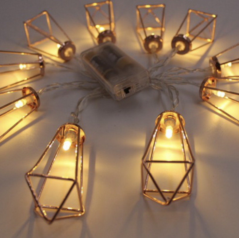 Metal Decor String Light - GMSL02