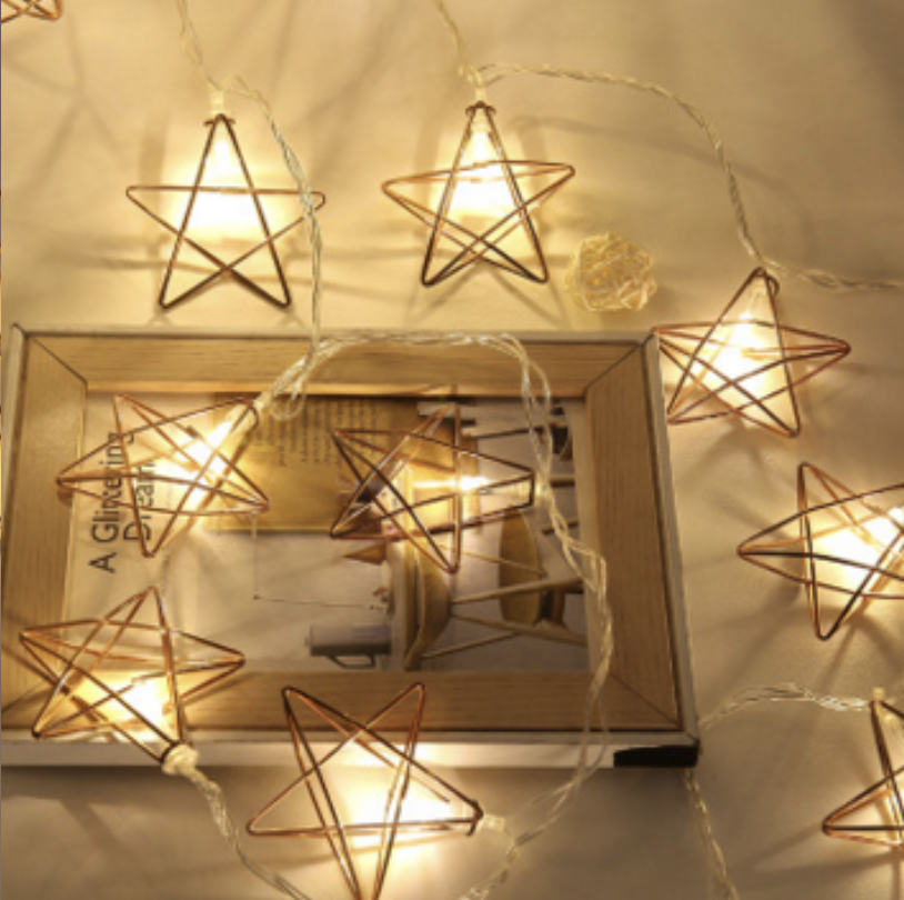 Metal Decor String Light - GMSL03